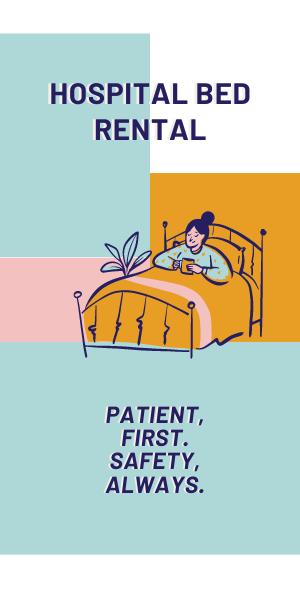 Hospital bed rental